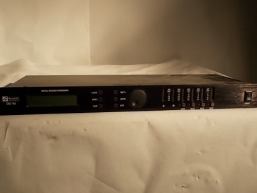 4 Acoustic DS214A Digital Speaker Processor